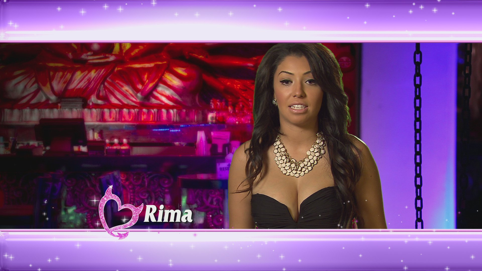 Bad Girls Club Rima Reunion The gallery for...
