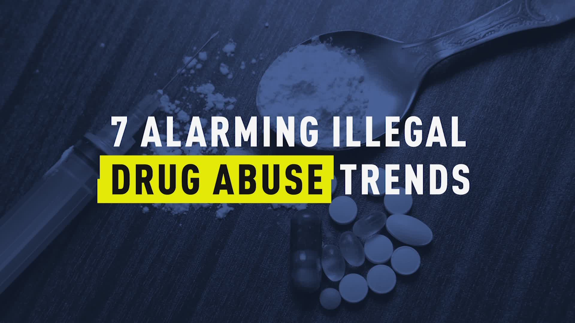the increase of drug abuse in the united states Costs due to abuse of tobacco, alcohol, illicit drugs, and prescription opioids in the united states as of 2017 us population with usage of prescription drugs by age 1988-2014.