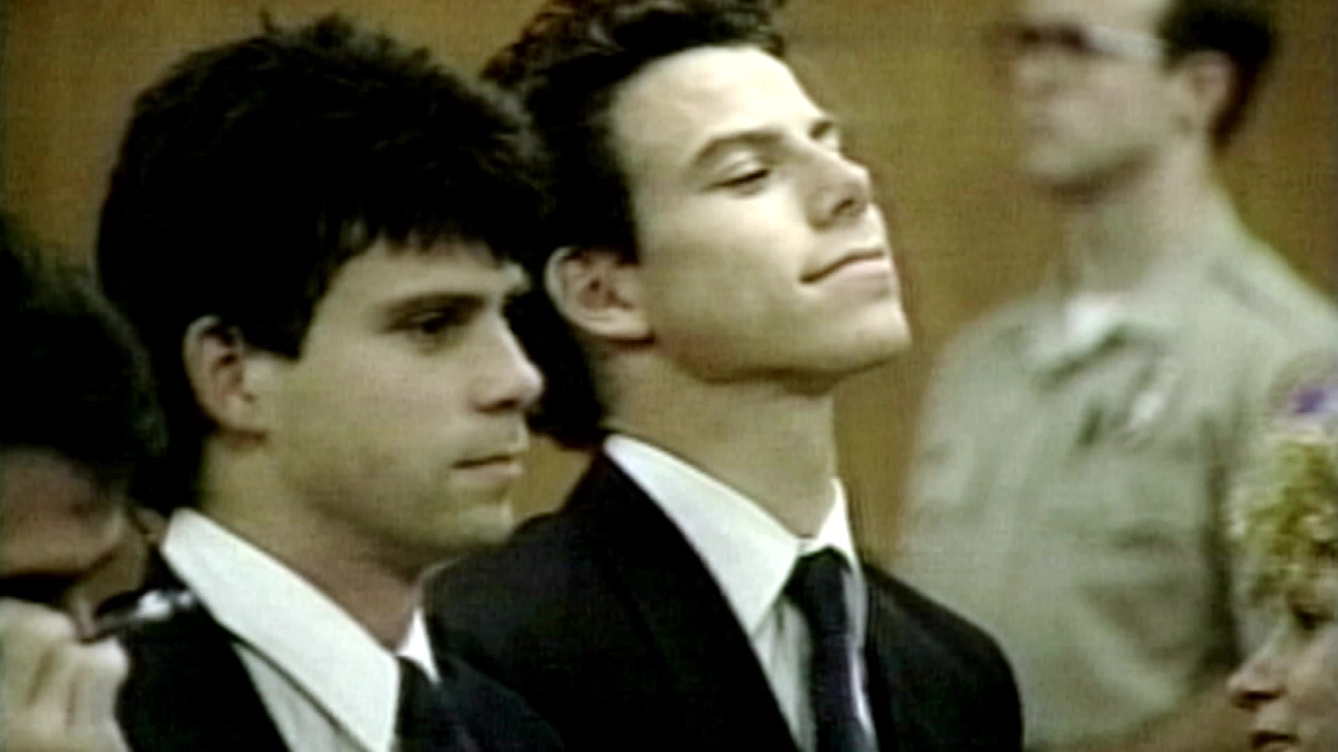 an overview of the lives of the menendez brothers convicted for murder Erik and lyle menendez, two brothers who grew up in were convicted of murdering their parents jose and louise linking the two brothers to the murder.